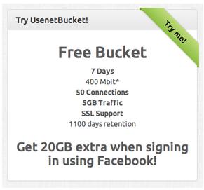 UsenetBucket