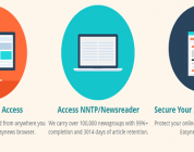 Easynews Web Access or NNTP Usenet Access