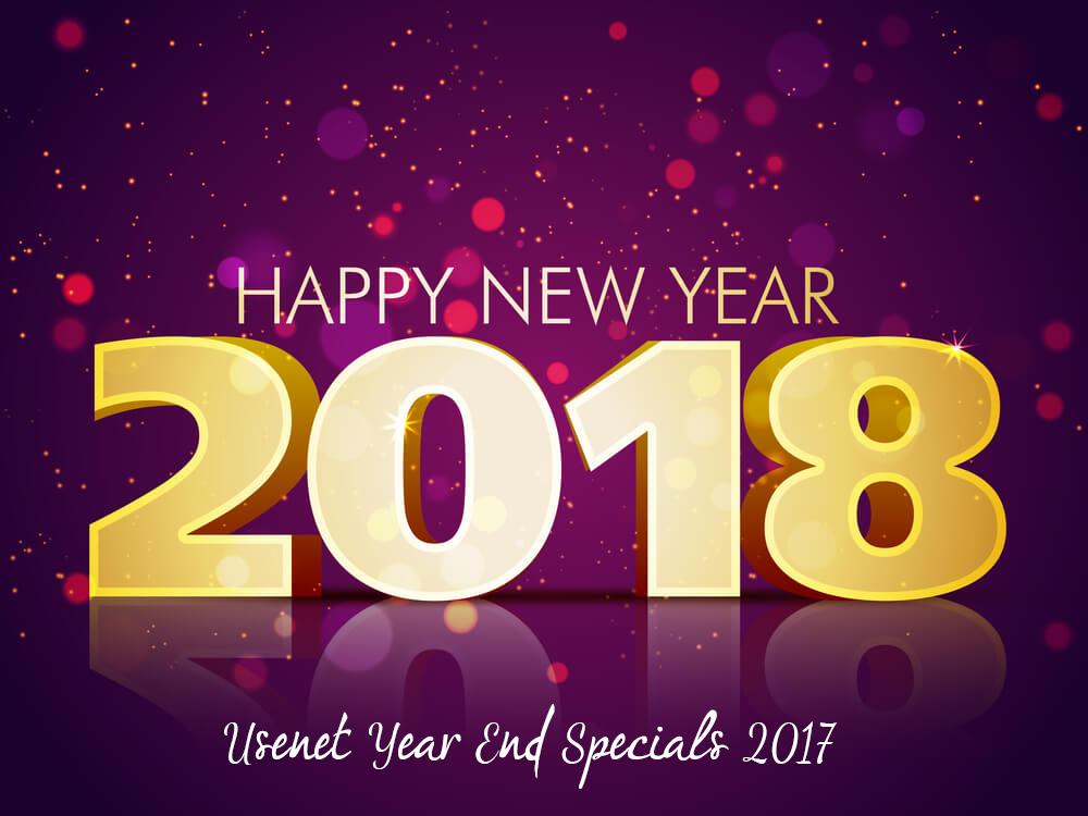 Best Usenet YEAR END Promo 2017