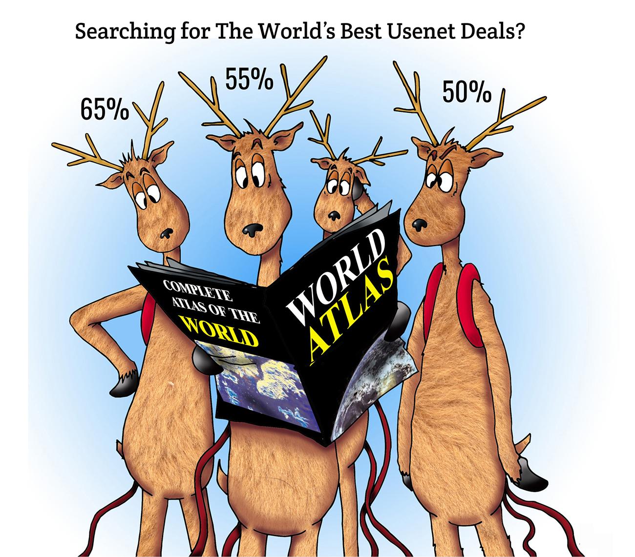 Best Usenet Deals 2018