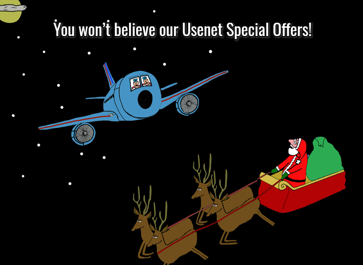 2018 Usenet Holiday Promotions